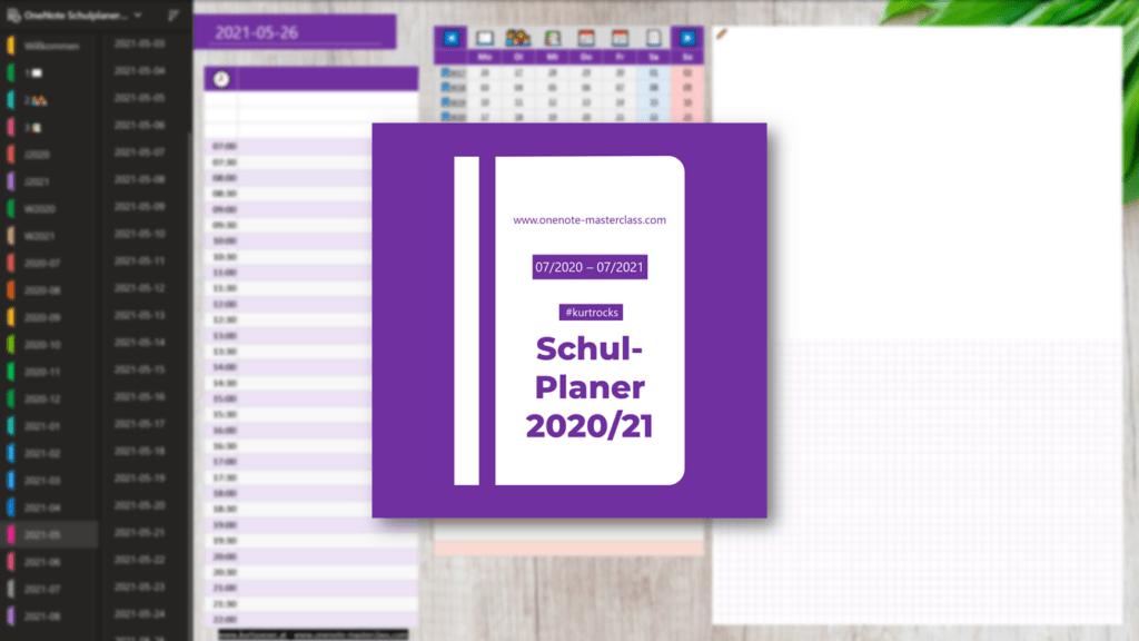 Schul-Planer 2020-21 - postpic